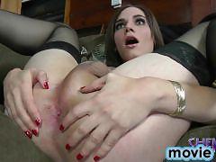 Amazing Miranda spreads & jerks